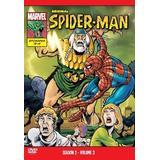 Filmer Original Spider-Man - Season 2, Volume 3 [DVD]